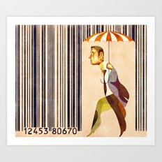 Consumer Protection Art Print