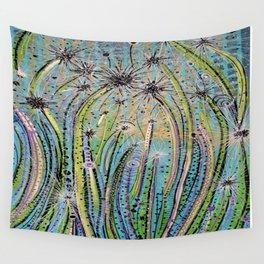 Dandelions Wall Tapestry