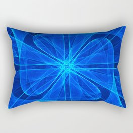Tulles Propeller Computer Art Rectangular Pillow