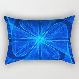 Tulles Propeller Computer Art Rectangular Pillow