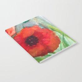 Summer Poppies Notebook
