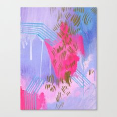 fucking angels baby Canvas Print