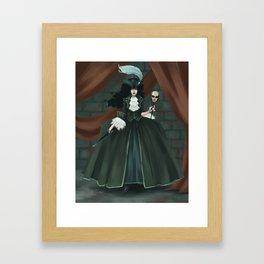 Vive la Volde Mort Framed Art Print