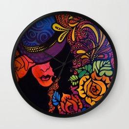 Chola Wall Clock