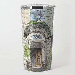 Merchant's Arch, Dublin Travel Mug