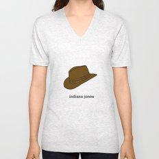 Indiana Jones Unisex V-Neck