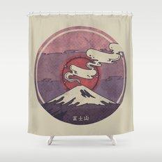 Fuji Shower Curtain