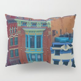Vine Street, Over-the-Rhine Pillow Sham