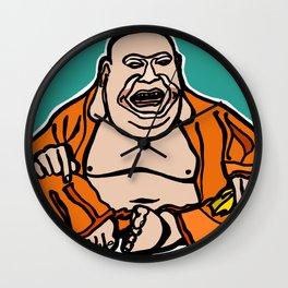 Budd-Ha-Ha Wall Clock