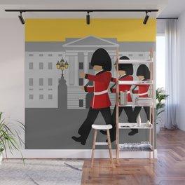 Buckingham Palace Wall Mural