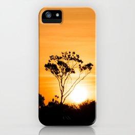 Amazon Sunset iPhone Case