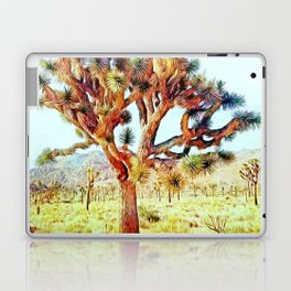 Joshua Tree VG Hills by CREYES Laptop & iPad Skin