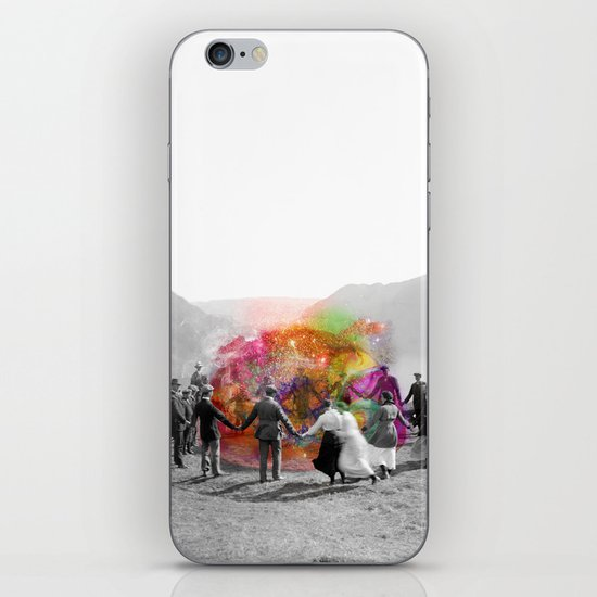 Conjurers iPhone & iPod Skin