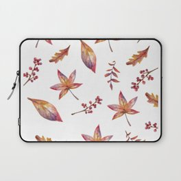 Autunm Colorful Leaf Laptop Sleeve