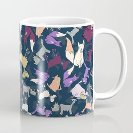 Wonky dogs Coffee Mug