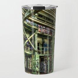 Abandoned Refinery Travel Mug