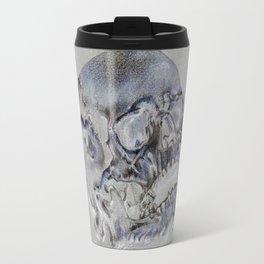 """""""24 Karat Cranium 2"""" Travel Mug"""
