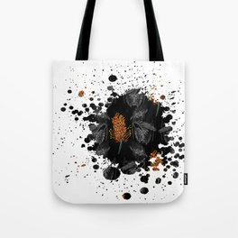 Australian Native Floral Graphic Print Tote Bag