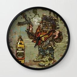 Gwok Wall Clock