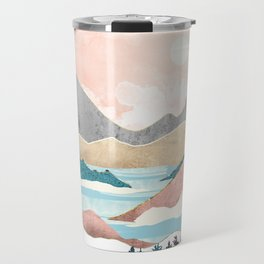 Lake Sunrise Travel Mug