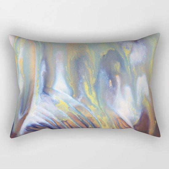 Colors mix Rectangular Pillow