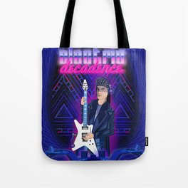 Electric Decadence Tote Bag