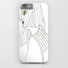 Yellow Eyeshadow iPhone 6s Slim Case