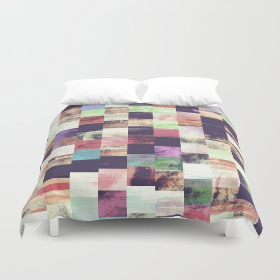 Movement II Duvet Cover