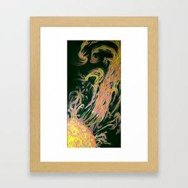 Emotional Space 8ish Framed Art Print