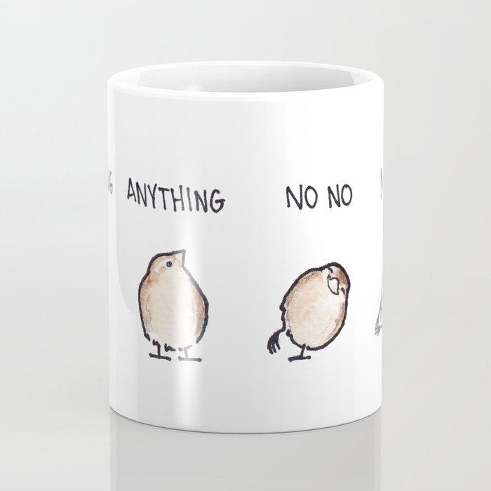 Bird no. 404. Energy not found Coffee Mug