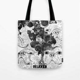 RELAXER Tote Bag
