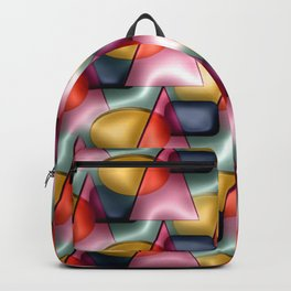 Transparent pattern 1 ... Backpack