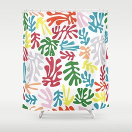 Matisse Pattern 004 Shower Curtain