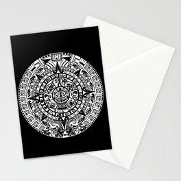 Mayan Calendar Stationery Cards