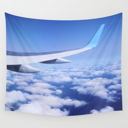 Inflight Entertainment Wall Tapestry
