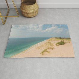 Summer at the Dunes Rug