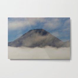 Early Morning Mist - II Metal Print