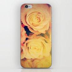 Pretty Little Roses iPhone & iPod Skin