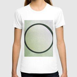 bruised circle T-shirt