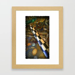 Summer Of Love: The Sleuth's Tools Framed Art Print