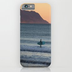 Surfer at sunset Slim Case iPhone 6s