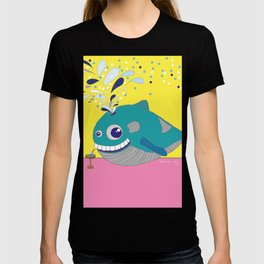 Hugo the Whale T-shirt