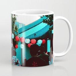 Little Tokyo in Motion Coffee Mug