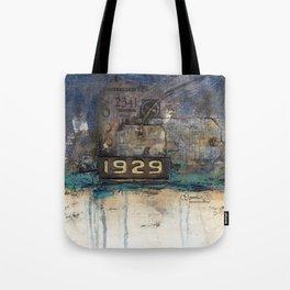 10x10 Series: 1929 Tote Bag