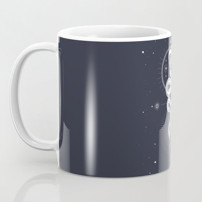 The Moon Snake Coffee Mug