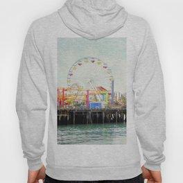 Santa Monica Pier Hoody