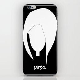 Virgo ~ Zodiac series iPhone Skin