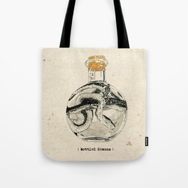 Bottled Demons Tote Bag