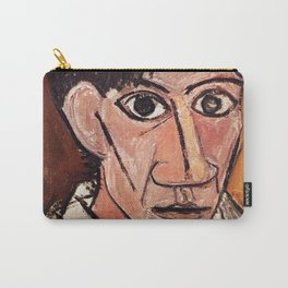 Pablo Picasso Self Portrait Carry-All Pouch