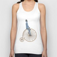fancy Tank Tops featuring Fancy! by Stephanie Vanelli